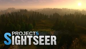 Project 5: Sightseer cover