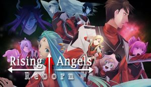 Rising Angels: Reborn cover