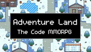 Adventure Land - The Code MMORPG cover