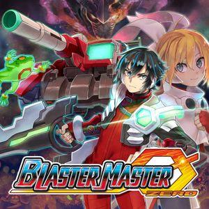 Blaster Master Zero cover