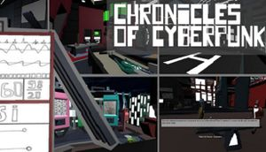 Chronicles of Cyberpunk cover