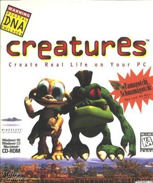 Creatures cover