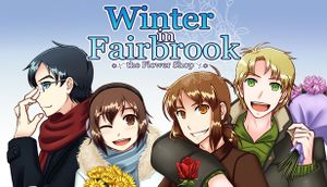 The Flower Shop: Winter in Fairbrook cover