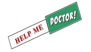 Help Me Doctor cover
