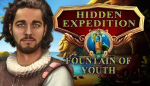 Hidden Expedition: The Fountain of Youth cover