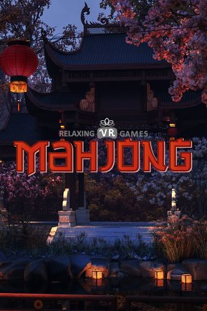 Relaxing VR Games: Mahjong cover