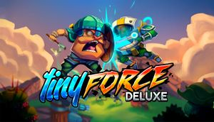 Tiny Force Deluxe cover
