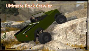 Ultimate Rock Crawler cover