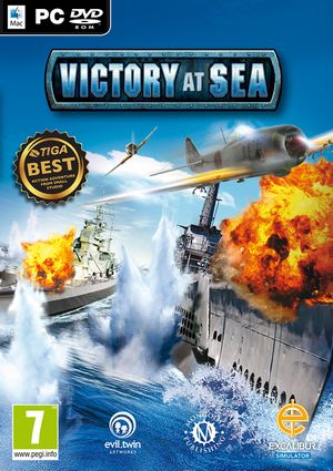 Victory at Sea cover