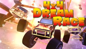 4x4 Dream Race cover