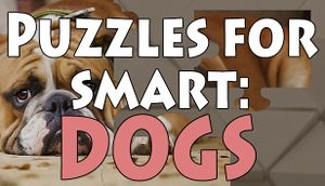 Puzzles for smart: Dogs cover