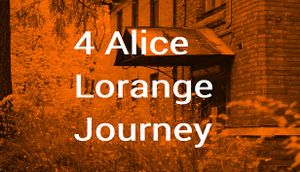 4 Alice: Lorange Journey cover
