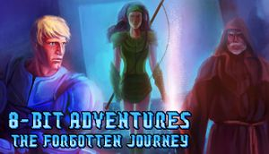 8-Bit Adventures: The Forgotten Journey Remastered Edition cover