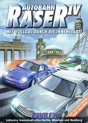 Autobahn Raser IV cover