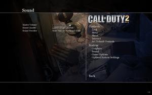 Call of Duty 2 - PCGamingWiki PCGW - bugs, fixes, crashes, mods