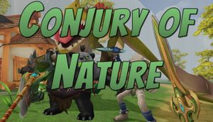 Conjury of Nature cover
