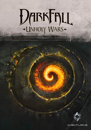Darkfall Unholy Wars cover