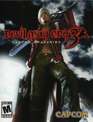 Devil May Cry 3: Dante's Awakening cover