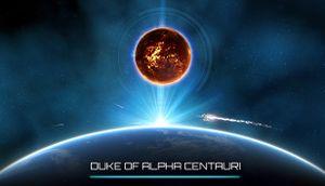 Duke of Alpha Centauri cover