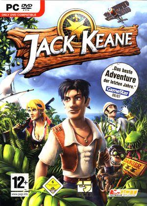 Jack Keane cover
