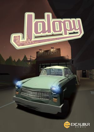 Jalopy cover