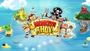 Monkeys Ahoy cover