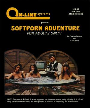 Softporn Adventure cover