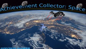 Achievement Collector: Space cover