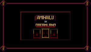 Amihailu in Dreamland cover
