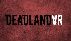 DeadLand VR cover