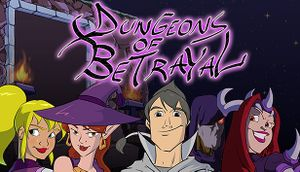 Dungeons of Betrayal cover