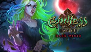 Endless Fables 3: Dark Moor cover