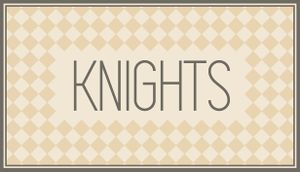 Knights cover
