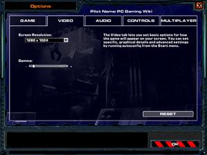 MechWarrior 4: Vengeance - PCGamingWiki PCGW - bugs, fixes