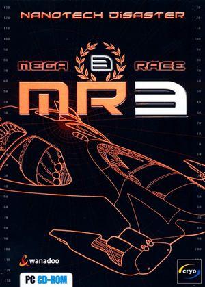 MegaRace 3 cover