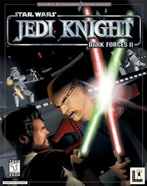 Star Wars: Jedi Knight - Dark Forces II cover