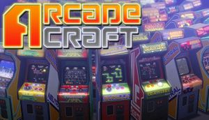 Arcadecraft cover