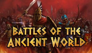 Battles of the Ancient World cover