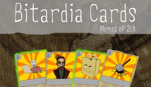 Bitardia Cards: Memes of 2ch cover