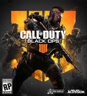 Call of Duty: Black Ops IIII cover