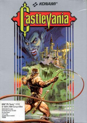 Castlevania cover