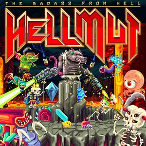 Hellmut: The Badass from Hell cover