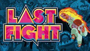 LASTFIGHT cover