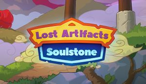 Lost Artifacts: Soulstone cover