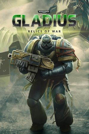 Warhammer 40,000: Gladius - Relics of War cover
