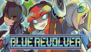 Blue Revolver cover
