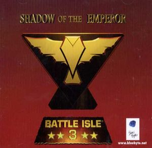 Battle Isle 3 cover