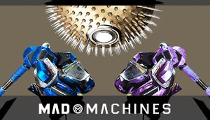 Mad Machines cover