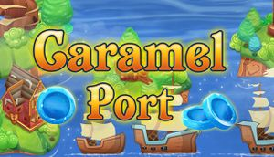 Caramel Port cover