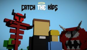 Catch The Kids: Priest Simulator Game cover